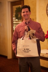 Man of the Hour - Dr. Hider